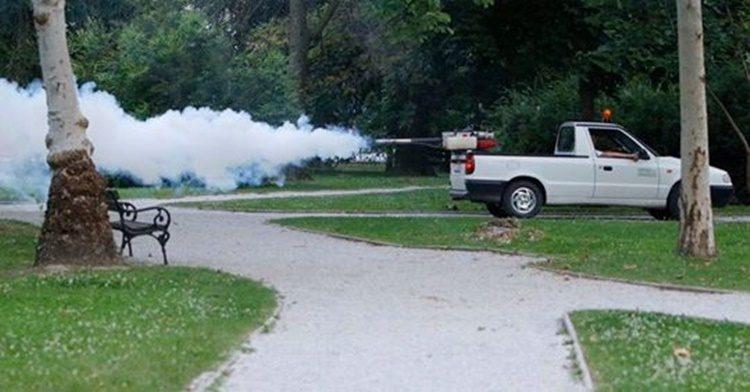 """U Koprivnici će""""zaprašivati"""" komarce"""
