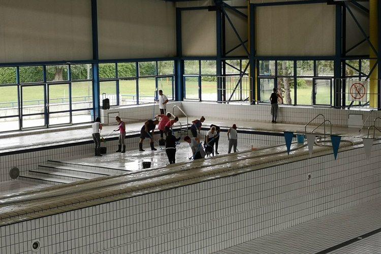 Remont Gradskih bazena Varaždin pred završetkom – doznajte kad će ponovo otvoriti svoja vrata!