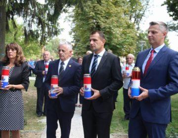 Svečano obilježena 28. obljetnica oslobođenja Međimurja i Dan međimurskih branitelja