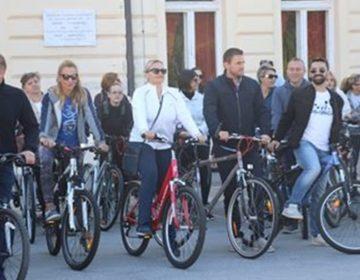"""Odvožena tradicionalna """"Gradska biciklijada"""" u povodu obilježavanja Europskog tjedna mobilnosti"""