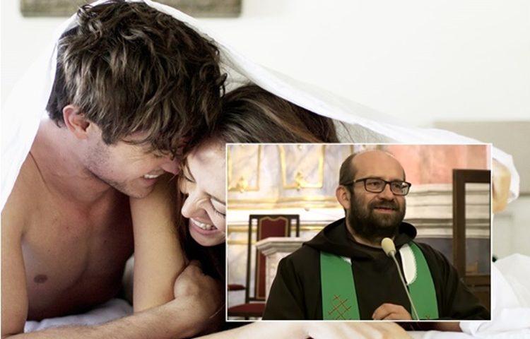 """KATOLIČKI VODIČ ZA SEKS Oralni seks nije grijeh – 'Muškarac mora maziti ženine omiljene erotske točke"""""""