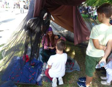 FOTO:Dječji dan u sklopu Tjedna kajkavske kulture