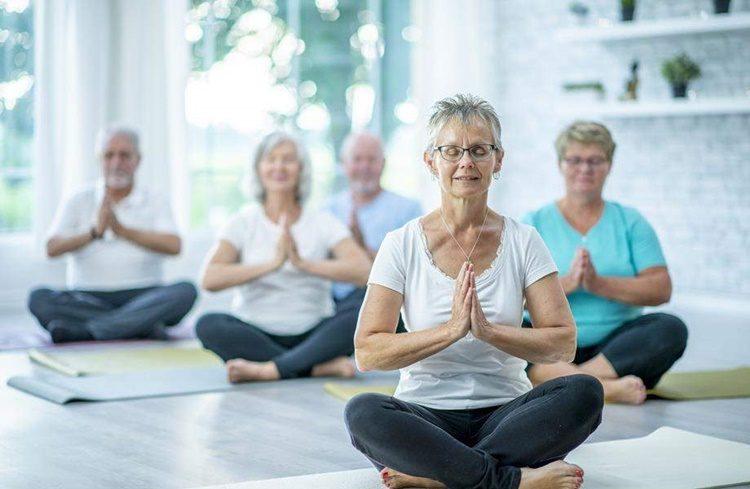 Besplatne vježbe za osobe treće životne dobi u Samoboru