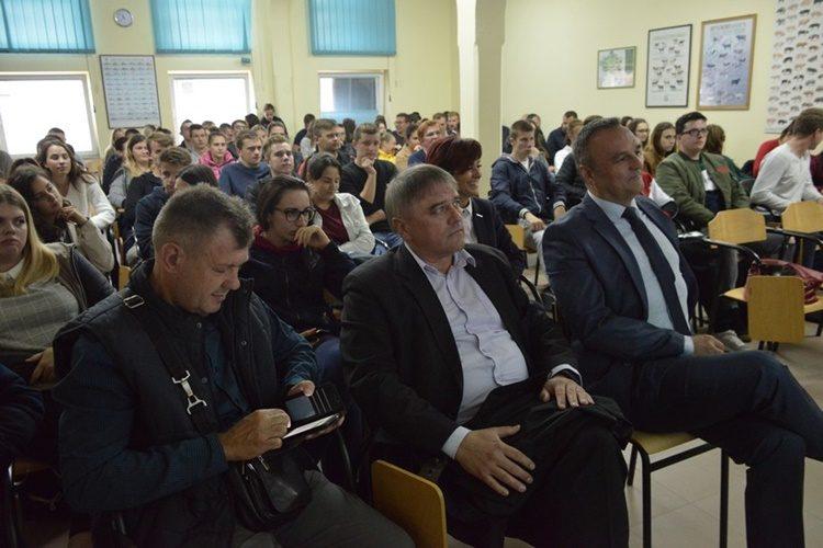 Koprivničko-križevačka županija podržala obilježavanje Dana Erasmusa na križevačkom Visokom gospodarskom učilištu