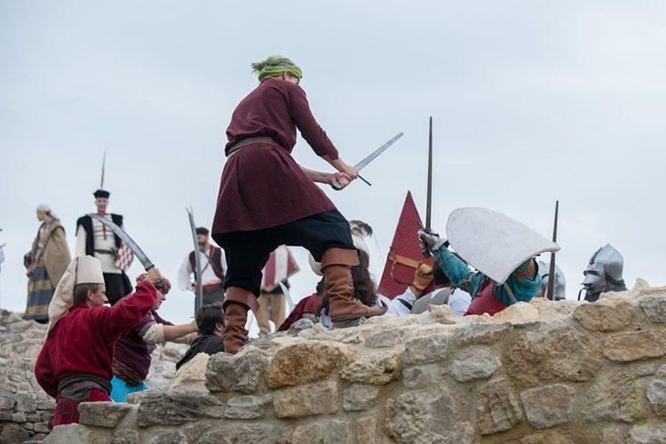 Praškocijeve haramije obranile utvrdu Čanjevo – povijesna bitka uprizorena 14. godinu zaredom