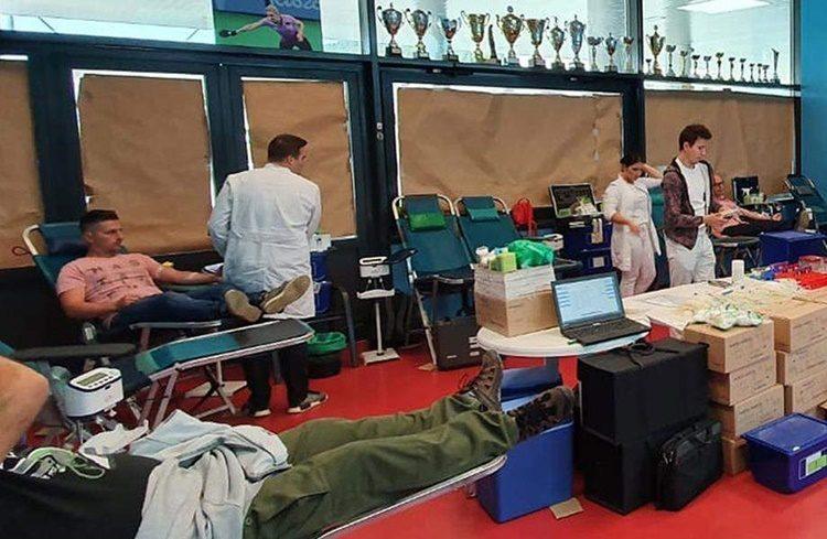 GDCK Samobor prikupilo 129 doza krvi, a pristupilo i 10 novih darivatelja