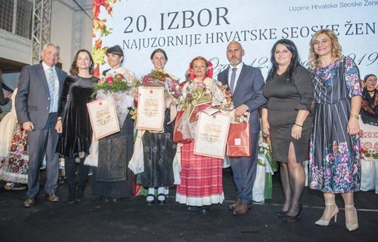 Snježana Dianežević – prva pratilja Najuzornije hrvatske seoske žene