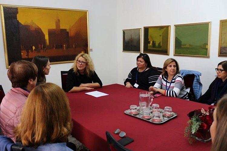 Zamjenica varaždinskog gradonačelnika ugostila sudionike Erasmus+ projekta