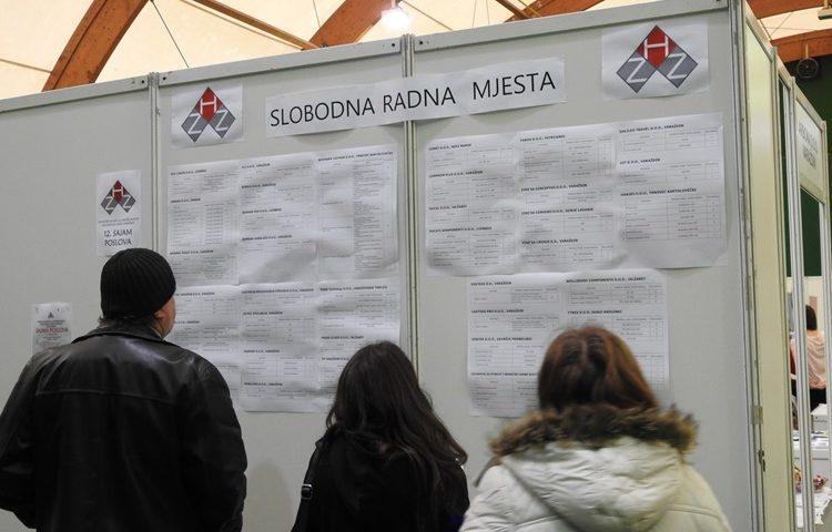 U lipnju porasla nezaposlenost u Međimurskoj županiji
