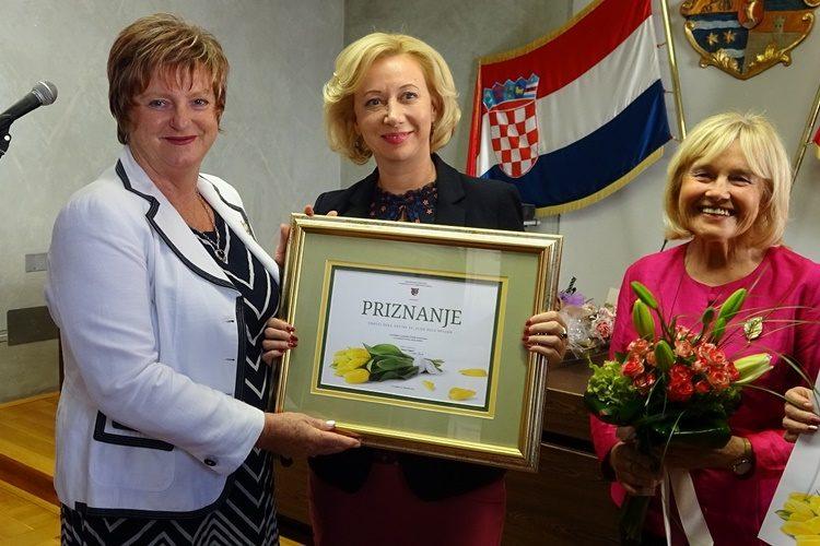 """Udruga žena Općine Sveti Ilija – selo Doljan dobitnica je priznanja """"Ženska kreativnost u ruralnom životu"""" za 2019. godinu"""