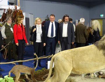 """Brojni domaći i inozemni izlagači na 24. Međunarodnom sajmu """"Priroda, lov, ribolov, turizam"""" u Varaždinu"""