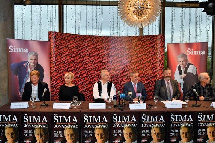 28. listopada – Šimunovo u Lisinskom