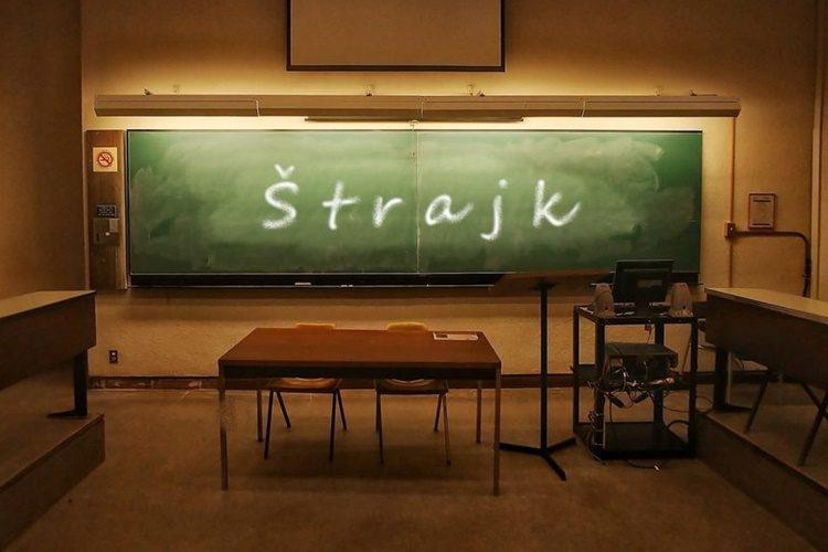 ŠTRAJKAŠI NE ODUSTAJU Sutra štrajk u školama u gradu Zagrebu