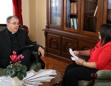 """Mons. Bože Radoš: """"Mogu kazati da dolazim u jednu lijepo uređenu biskupiju"""""""