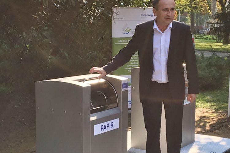 Grad Ludbreg provodi projekt vrijedan pola milijuna kuna za razvrstavanje otpada