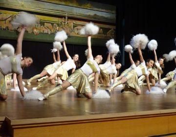 FOTO: Tradicionalna Plesna produkcija Krapinskih mažoretkinja
