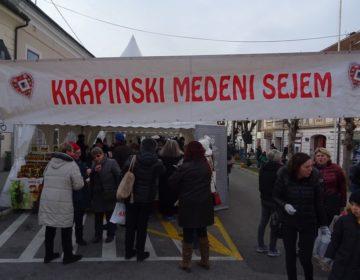 FOTO: I ove godine Medeni sejem u Krapini