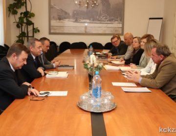 Župan Koren održan redovan Kolegij pročelnika upravnih tijela Županijske uprave