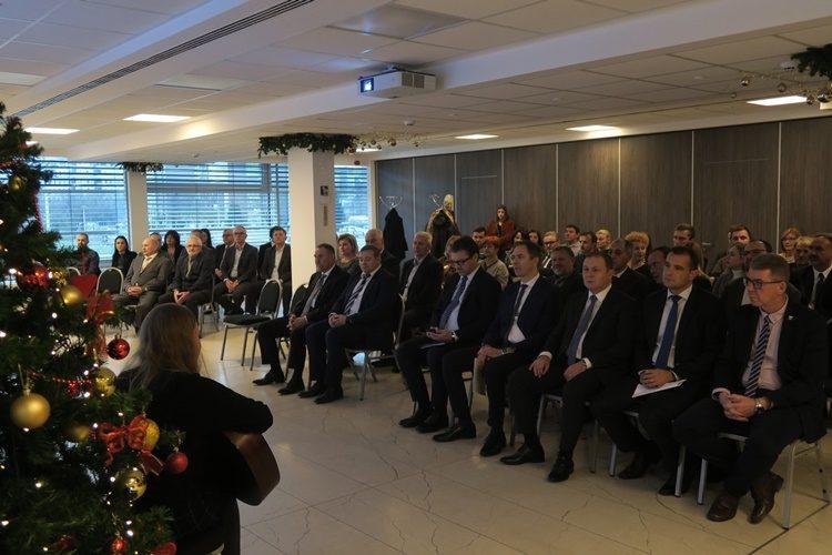 Obrtnička komora Međimurske županije obilježila svoj dan uručenjem priznanja obrtnicima