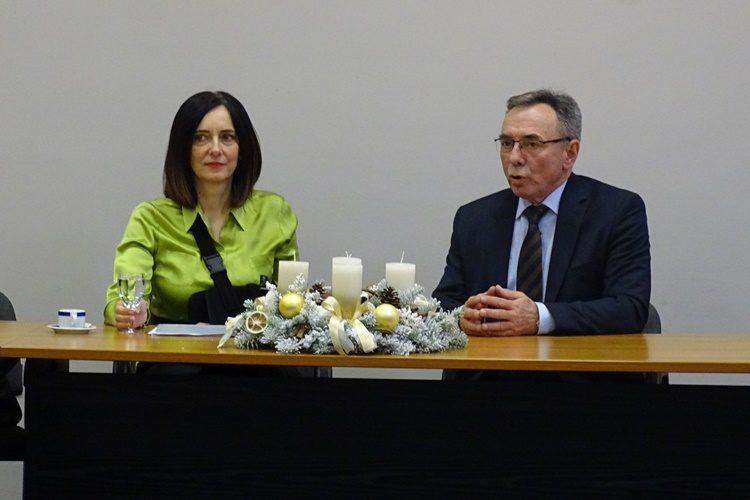 Ministrica Blaženka Divjak u posjetu gradu Ivancu