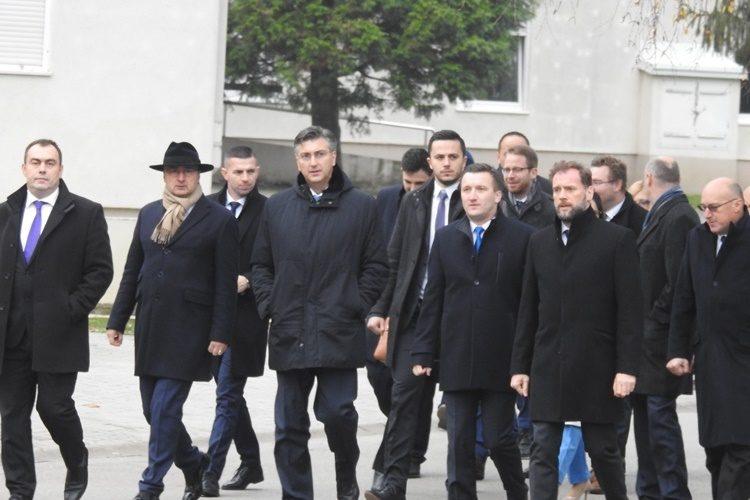 """DAN GRADA KRAPINE Plenković: """"Aktualna vlada učinila je niz iskoraka  da ukupna kvaliteta života u Hrvatskoj bude bolja"""""""