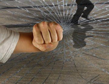 Razbio staklo na kući starice u Humu Stubičkom