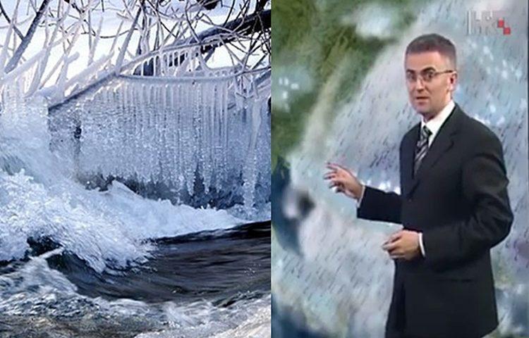 """Vakula najavljuje: """"Stiže velika promjena, snijega će biti i u nizinama"""""""