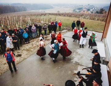 FOTO: Vinskim puteljcima po međimurskim bregima – iz godine u godinu Vincekovo okuplja sve više sudionika