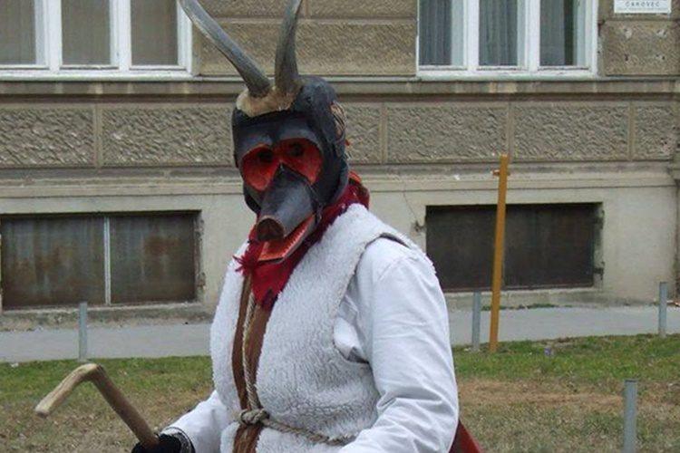 Starinske maske, kostimi i fotografije pokladnih običaja Međimurja uskoro će biti izložene u Čakovcu