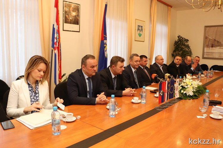 Predstavljen Program izgradnje školskih sportskih dvorana u pet općina Koprivničko-križevačke županije