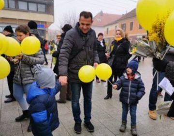 14. hrvatski Dan mimoza – Nacionalni dan borbe protiv raka vrata maternice obilježiti će se 23. siječnja