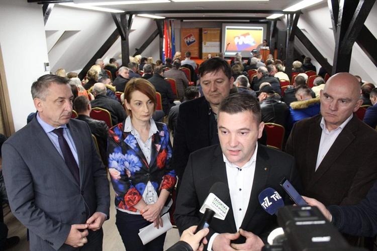 Održana izvještajna skupština HNS-a Krapinsko-zagorske županije; Šplajt: Snažna smo i stabilna organizacija