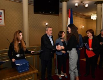 Stipendije Grada Zagreba za učenike koji se obrazuju za medicinske sestre/tehničare opće njege i učenike koji se obrazuju za deficitarna zanimanja