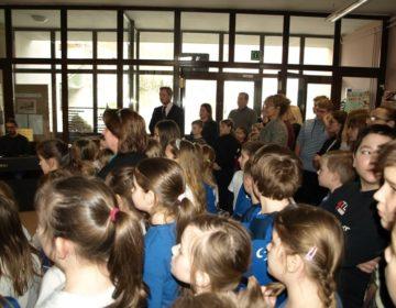 Predstavnici finskog veleposlanstva posjetili klanječku školu
