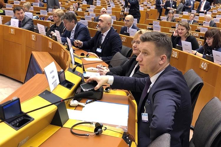 Žarko Tušek na Europskom parlamentarnom tjednu u Bruxellesu: Europska monetarna unija treba stremiti nekom obliku fiskalne unije