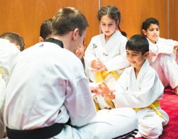 Kroz teakwondo i nogomet do lakše integracije u društvo