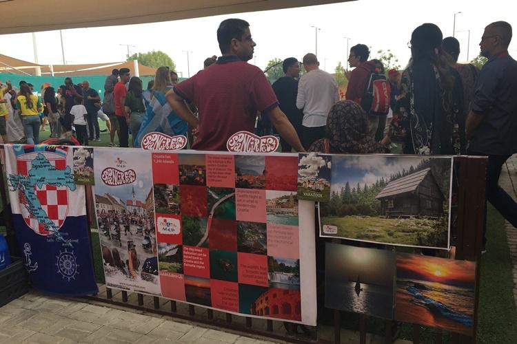 Varaždin i Špancirfest predstavljeni na Internacionalnom danu u Abu Dhabiju