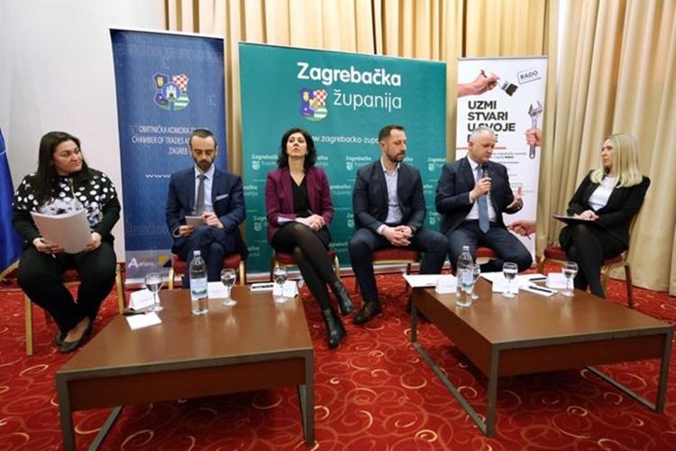 USKORO: 5. Obrtnički forum Zagrebačke županije – Obrtništvo 2020.