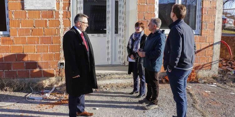 IVANEC: U tijeku rekonstrukcija društvenog doma u Jerovcu Gornjem