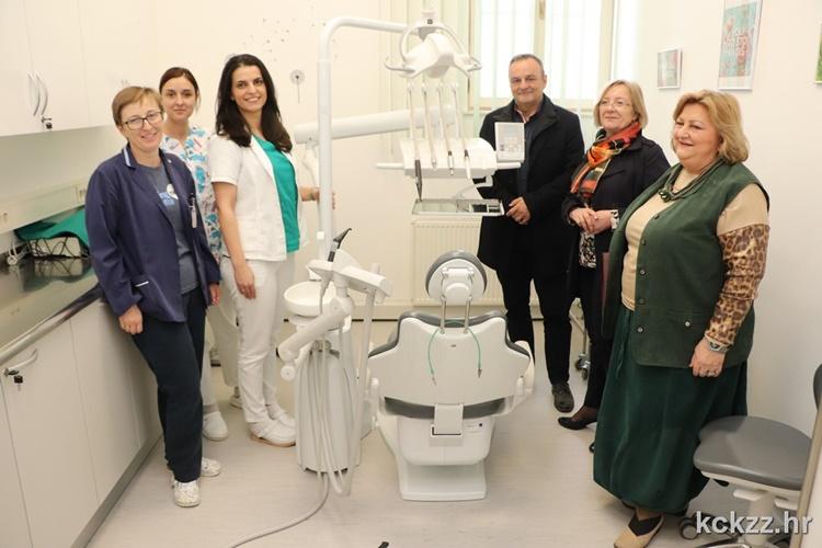 U županijskom Domu zdravlja s radom počela nova ordinacija opće medicine i specijalistička ordinacija oralne kirurgije