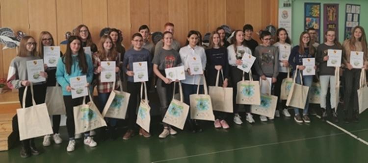 Na natjecanju iz njemačkog jezika sudjelovalo 22-oje učenika iz 15 osnovnih škola