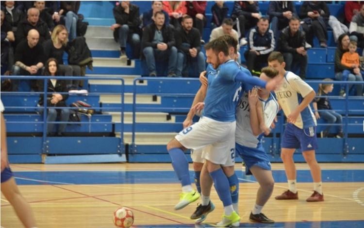 U Križevcima odigrana humanitarna utakmica za mladog vratara NK Radnik