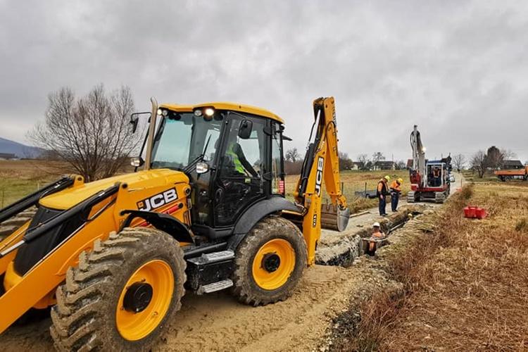 Počeli radovi na sustavu prikupljanja i odvodnje otpadnih voda u gradu Oroslavju