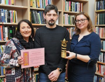 I međunarodna nagrada EIFL ide…u KIČ Prelog!