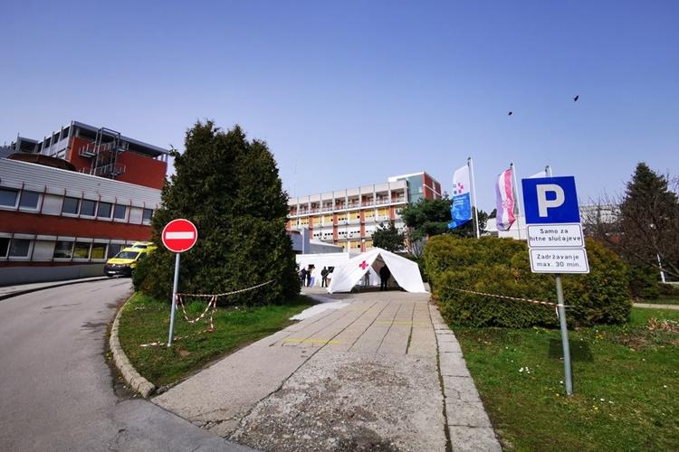 Na ulazu u bolnicu termovizijsko skeniranje, a Odjel za fizikalnu terapiju pripremio video materijale za kronične bolesnike!