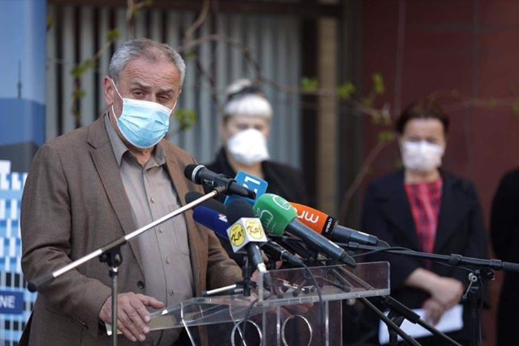 """Bandić: """"Morat ćemo naučiti živjeti s virusom"""""""