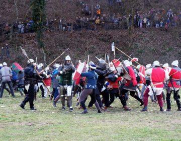 FOTO: 400 sudionika na 15. Bitci kod Samobora