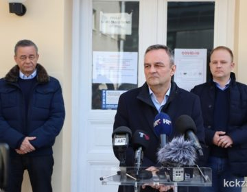 Tri novooboljele osobe u Koprivničko-križevačkoj županiji, dvije iz zdravstvenog sustava