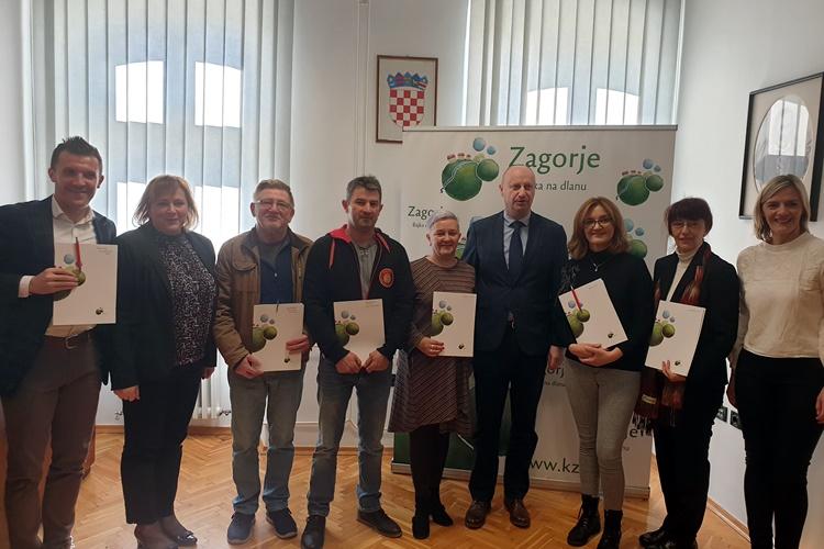 KRAPINSKO-ZAGORSKA ŽUPANIJA 1,7 milijuna kuna za udruge civilnog društva