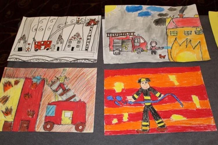 Osnovnoškolci, uključite se! Biraju se najbolji likovni i literarni rad iz područja vatrogastva